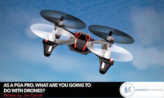 Drones-Golf