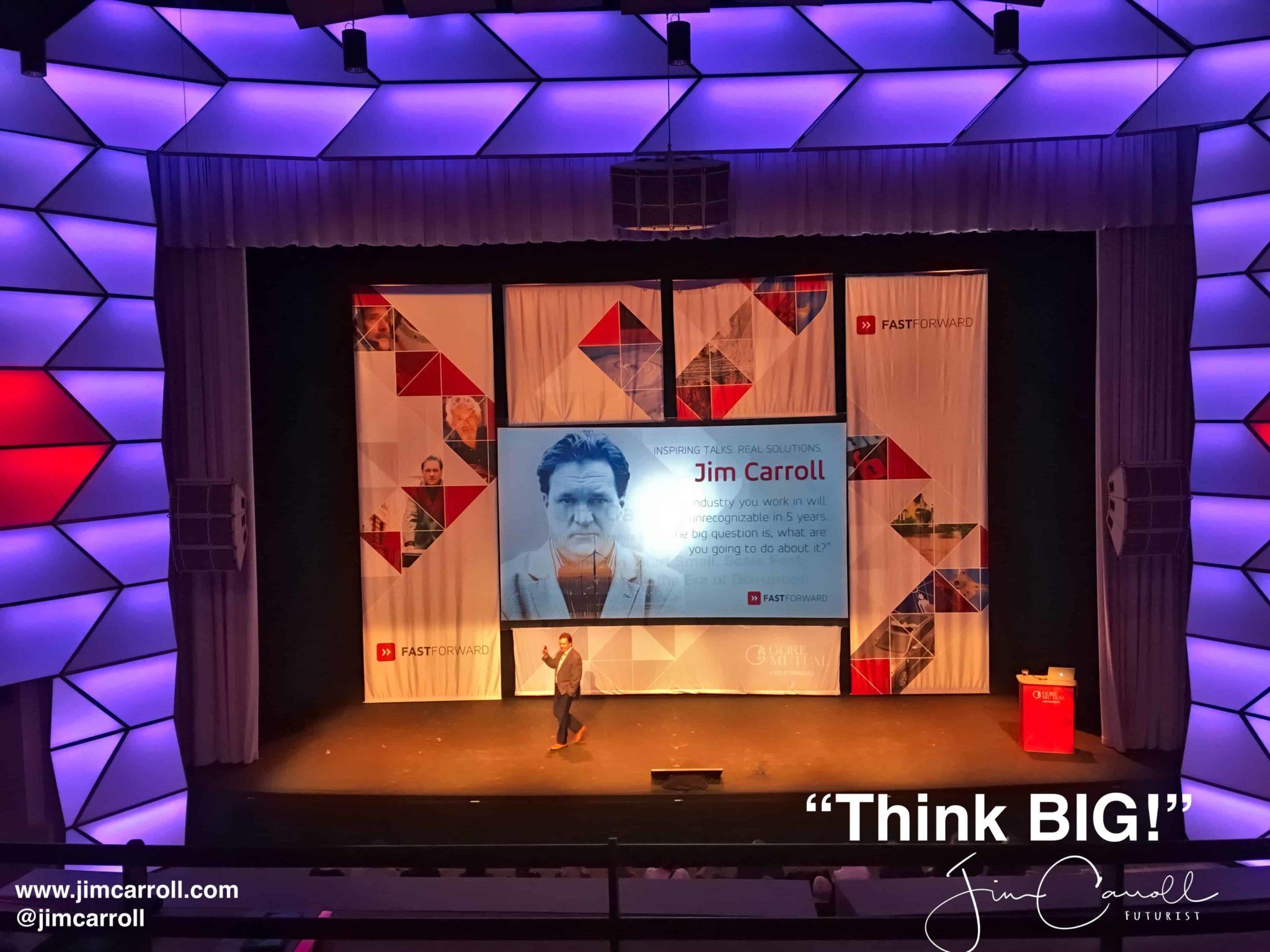 10 Reasons to Think Big