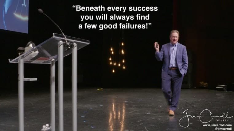 """Daily Inspiration: """"Beneath every success you will always find a few good failures!"""""""