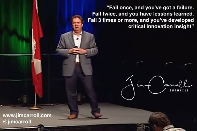 Fail once, and...
