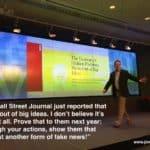 Keynote: New York Life, New York - Insurance : Disruptive, Transformative & Innovative!