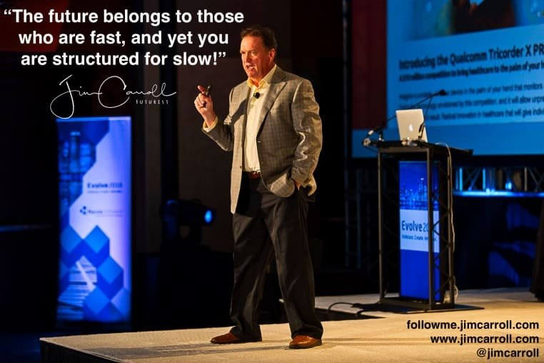 """Daily Inspiration: """"The future belongs to those who are fast, and yet you are structured for slow!"""""""