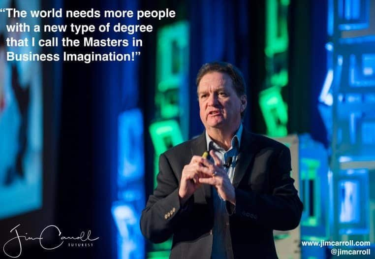 The Masters in Business Imagination