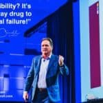 """Daily Inspiration: """"Invincibility? It's a gateway drug to potential failure!"""""""