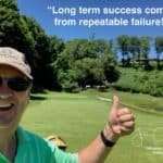 "Daily Inspiration: ""Long term success comes from repeatable failure!"""