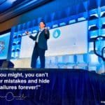 "Daily Inspiration: ""Try as you might, you can't mask your mistakes and hide your failures forever!"""