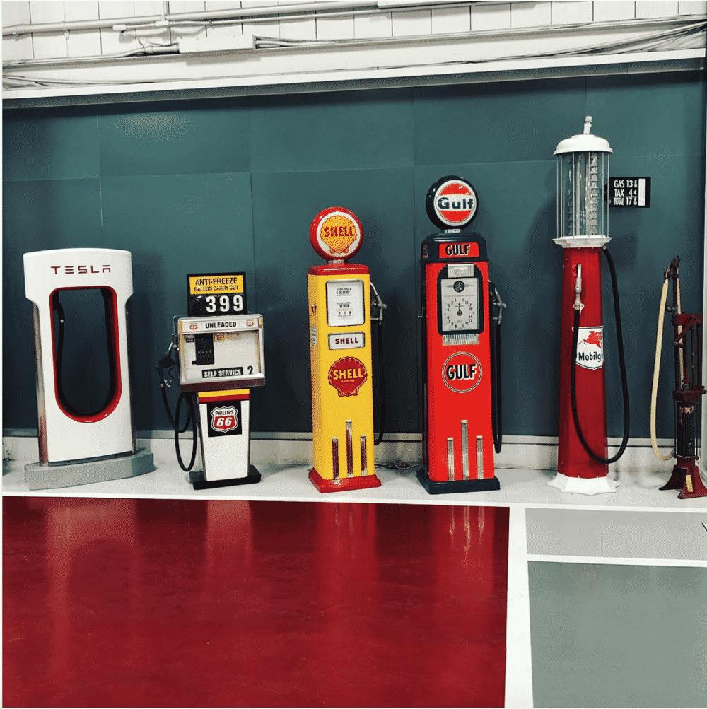 Elon Gas Stations
