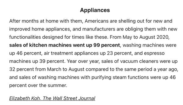 Applianes
