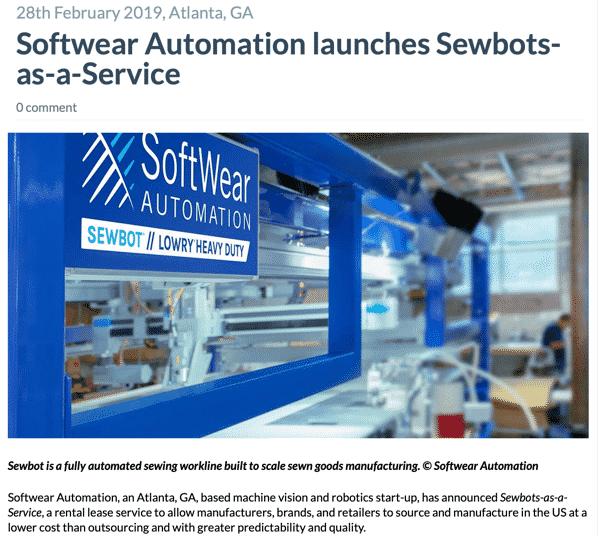 Sewbots