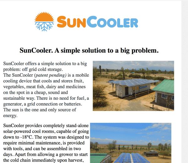 SunCooler