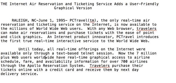 PCTravel1995