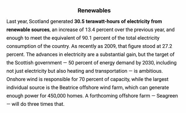 ScotlandRenewables