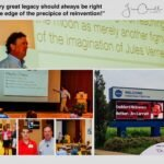 """Daily Inspiration:  """"Every great legacy should always be right at the edge of the precipice of reinvention!"""""""